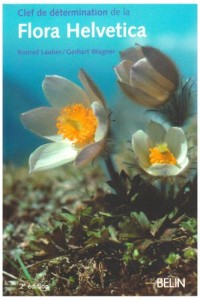 Flora Helvetica : Flore illustrée de Suisse