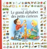 Le grand alphabet des petits curieux