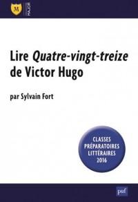 Lire Quatre-vingt-treize de Victor Hugo