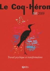 Le Coq-Héron, N° 198 : Travail psychique et transformation