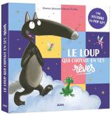 Le Loup qui croyait en ses rêves : Une histoire en pop-up !