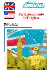 Perfezionamento dell'Inglese (1 livre + coffret de 4 cassettes) (en italien)