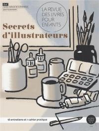 RLPE HS - Secrets d'illustrateurs
