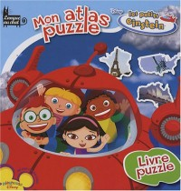 Les Petits Eistein - Mon Atlas Puzzle