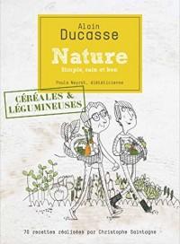 Nature Céréales et légumineuses, Format poche
