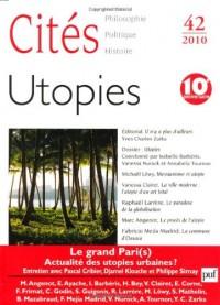 Cités 2010 - N° 42 - Utopies