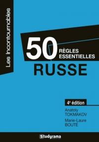 Russe : 50 règles essentielles