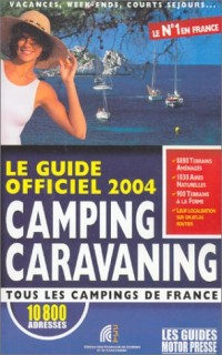 Guide officiel camping caravaning 2004