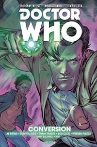 Doctor Who Le onzième docteur, Tome 3 : Conversion
