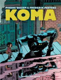 Koma - Intégrale
