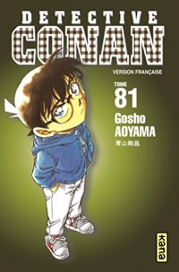Détective Conan, Tome 81