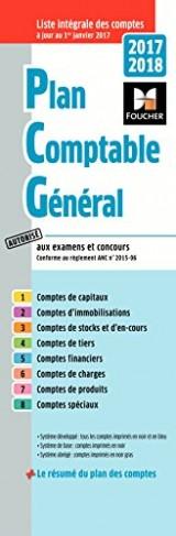 Plan comptable général 2017-2018