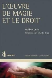 L'oeuvre de magie et le droit