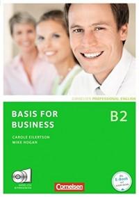 Basis for business: Kursbuch mit CD und Phrasebook