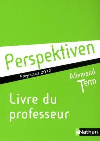 Perspektiven Term. Professeur