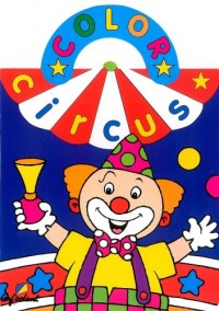 Clown color circus