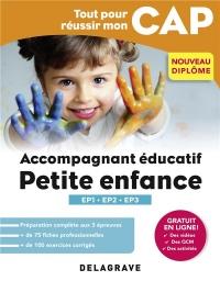 Tout pour Réussir CAP Accompagnant Éducatif Petite Enfance Épreuves Profession