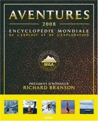 Aventures 2008 (Ancien prix Editeur : 29,95 Euros)