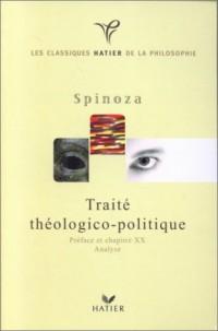 Spinoza : Traité théologico-politique