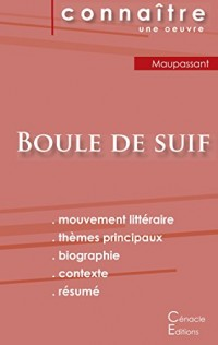 Fiche de lecture Boule de suif de Maupassant (Analyse littéraire de référence et résumé complet)