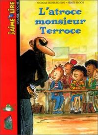 L' Atroce Monsieur Terroce, numéro 38