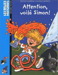 Attention, voilà Simon !