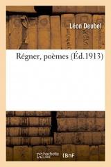 Régner, poèmes