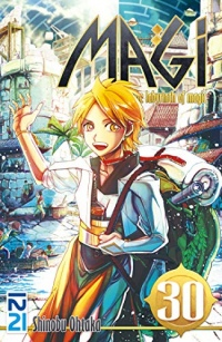Magi - The Labyrinth of Magic - tome 30
