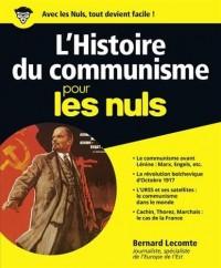 L'Histoire du communisme pour les Nuls grand format