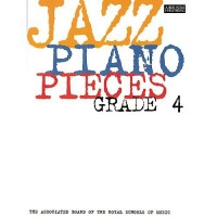 ABRSM Jazz Piano: Pieces Grade 4 - Partitions