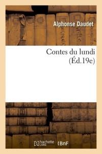 Contes du Lundi  ed 19e