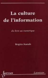Culture de l'information, du livre numérique