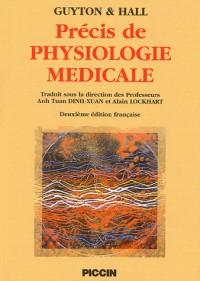 Précis de physiologie médicale