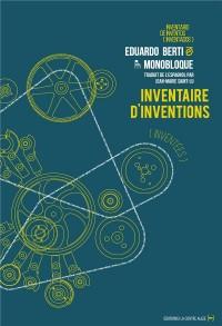 Inventaire d'inventions (inventées) : Bref catalogue d'inventions imaginaires