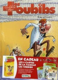 Les Toubibs, Tome 3 : Jeu des 7 familles