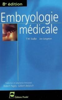 Embryologie médicale