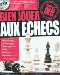 Bien jouer aux échecs pour les déb (1CD audio)