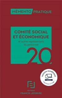 Memento comité social et économique 2020