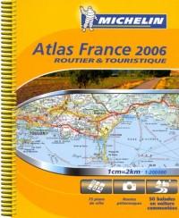 Atlas France : Routier et touristique