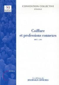 Convention collective nationale, numéro 3159 : Coiffure et professions connexes (IDCC 2493)