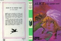 Alice et le carnet vert
