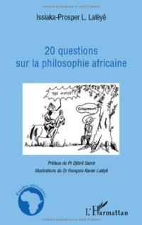 20 questions sur la philosophie africaine