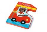 Petit Ours Brun au manège: Livre-objet tout-carton