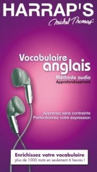 Harrap'S Michel Thomas Vocabulaire Anglais