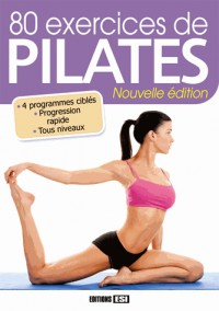 80 Exercices de Pilates Ned