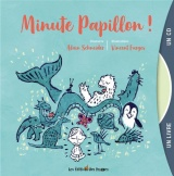 Minute papillon ! (1CD audio)