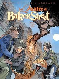 Les Quatre de Baker Street - Tome 07 : L'Affaire Moran