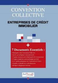 3188. Entreprises de crédit immobilier Convention collective