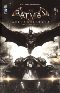 Batman Arkham Knight tome 1 + SKIN BATMAN exclusif