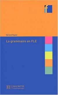 La grammaire en FLE